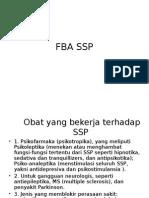 FBA SSP