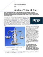 The Serpent's Trail - The Mysterious Tribe of Dan