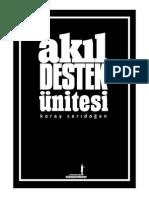 Akıl Destek Ünitesi | Koray Sarıdoğan