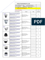 AHD cameras & DVR(2015) Joney Technology.pdf