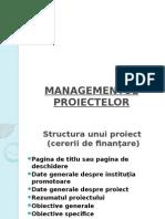 Managementul Proiectelor Curs 4