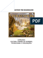 Catalogo Civilization Pt