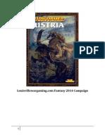 Lustria Rules Warhammer Fantasy