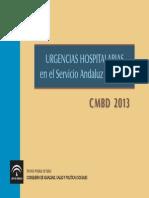 urgenciashospitalariasenelservicioandaluzdesalud.cmbd2013
