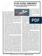 Anatomy of a Stol Aircraft