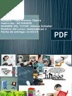 Presentación1, documento tipo collage sobre la educacion en linea en line