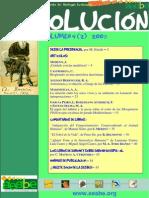EVOLUCIÓN revista vol 2009
