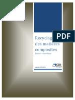 Recyclage des matières composites