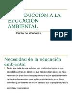 Introducción a La Educación Ambiental