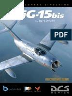 DCS MiG-15bis QuickStart En