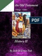Israeli History 2- 1 Kings-Esther