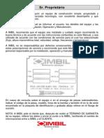 Manual Ini Itap Espanhol