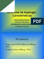 Caracteristicas del sindrome de Asperger.ppt