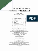 Album for children 1 - Aram Khachaturian