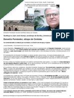 Demetrio Fernández, Obispo de Córdoba __ España __ Religión Digital
