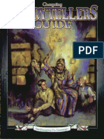 Changeling Storyteller's Guide