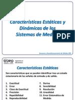 Caractersticas Estaticas y Dinamicas