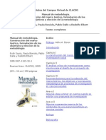 2005 Manual Completo Metodologia Clacso