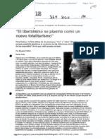 Sly Sociopolitica Liberalismo Neoliberalismo Pagina 12