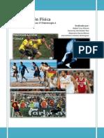 Cuaderno de prácticas Preparación Física