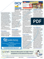 Pharmacy Daily for Tue 26 May 2015 - Together we are stronger - FIP, Competency standards review, Synthetic cannabis, Guild Update and much  more