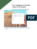 Como Instalar y Configurar Un Servidor DHCP en Ubuntu 12