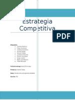 INFORMe Estrategias Competitivas