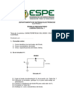 Preparatorio Electrónica I