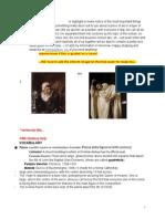 Arti History Midterm Study Guide