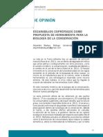 BEDOYA - Escarabajos coprófagos como propuesta de herramientas para la biología de la conservación.pdf