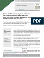 Sistema GRADE [en español]