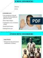 Endocrine System Disorders