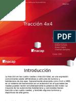 presentacion transmision 4x4