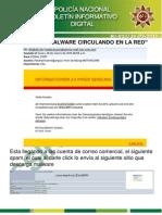 Boletín Informativo CSIRT 017