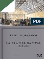 Hobsbawm, Eric - [Las Eras 02] La Era Del Capital, 1848-1875 [20485] (r1.0)