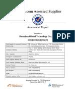 Supplier Assessment Report-Shenzhen Global Technology Co., Ltd. (1)