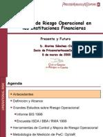 Presentacion de D. Marino Sanchez-Cid
