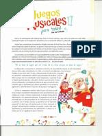 Juegos Musicales 2 Para Todos Por Liz Andrade PDF