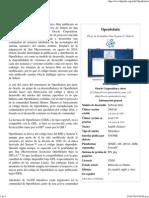 OpenSolaris - Wikipedia, La Enciclopedia Libre
