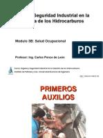 IPEGA Modulo 3B- Primeros Auxilios