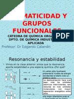 2 Aromaticidad y Grupos Funcionales