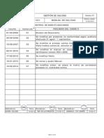 Manual de Calidad Ortopedicos Futuro