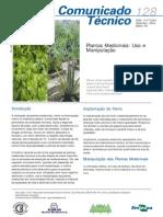 Plantas Medicinais Uso e MANEJO