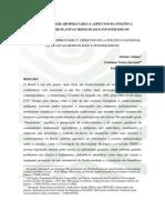 Biobiversidade, Biopirataria e Aspectos Da Política