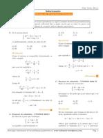 Sistema de Ecuaciones Lineales Solucionario