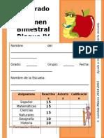 6to Grado - Bloque 4 (2014-2015)