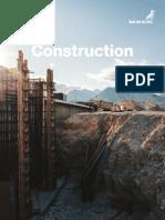 Mack Construction Brochure