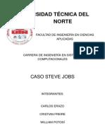 Caso Steve Jobs