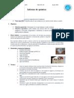 Informe de Química ESPOL