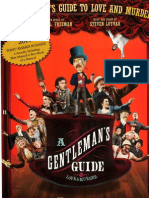 A Gentleman's Guide to Love and Murder - Vocal Score